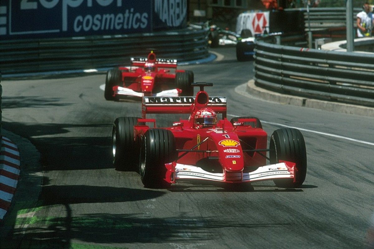 The 2001 Monaco GP: Michael Schumacher's 48th Career Win