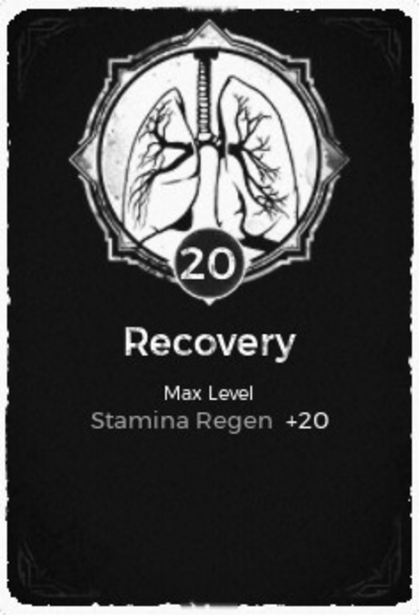 Recovery Trait