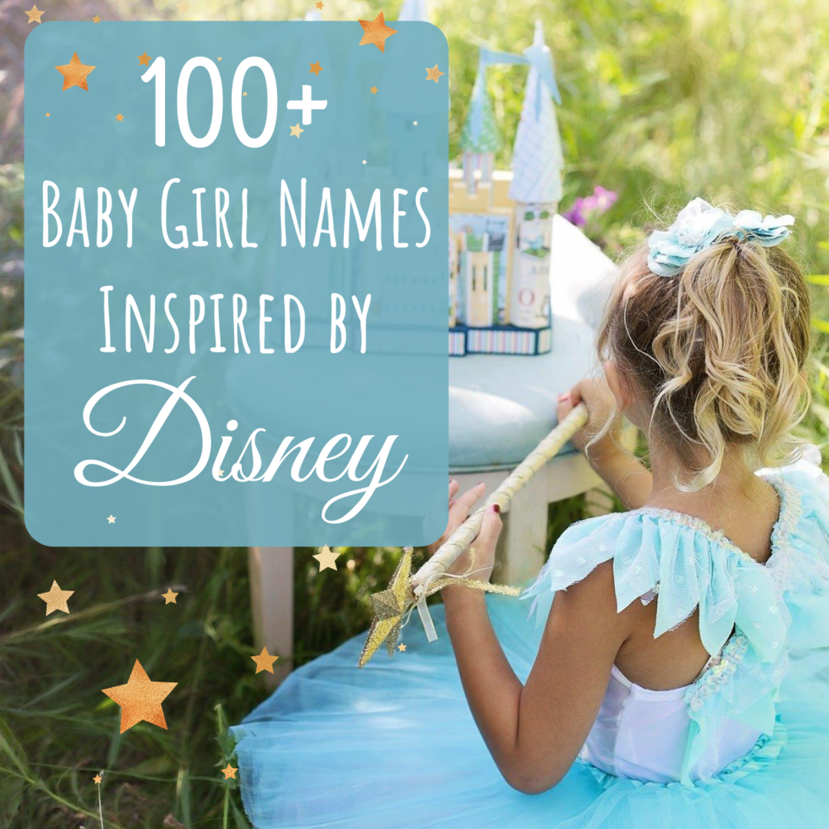 The world of Disney offers hundreds of strong, beautiful names for women. Find inspiration for your baby girl's name in this list!