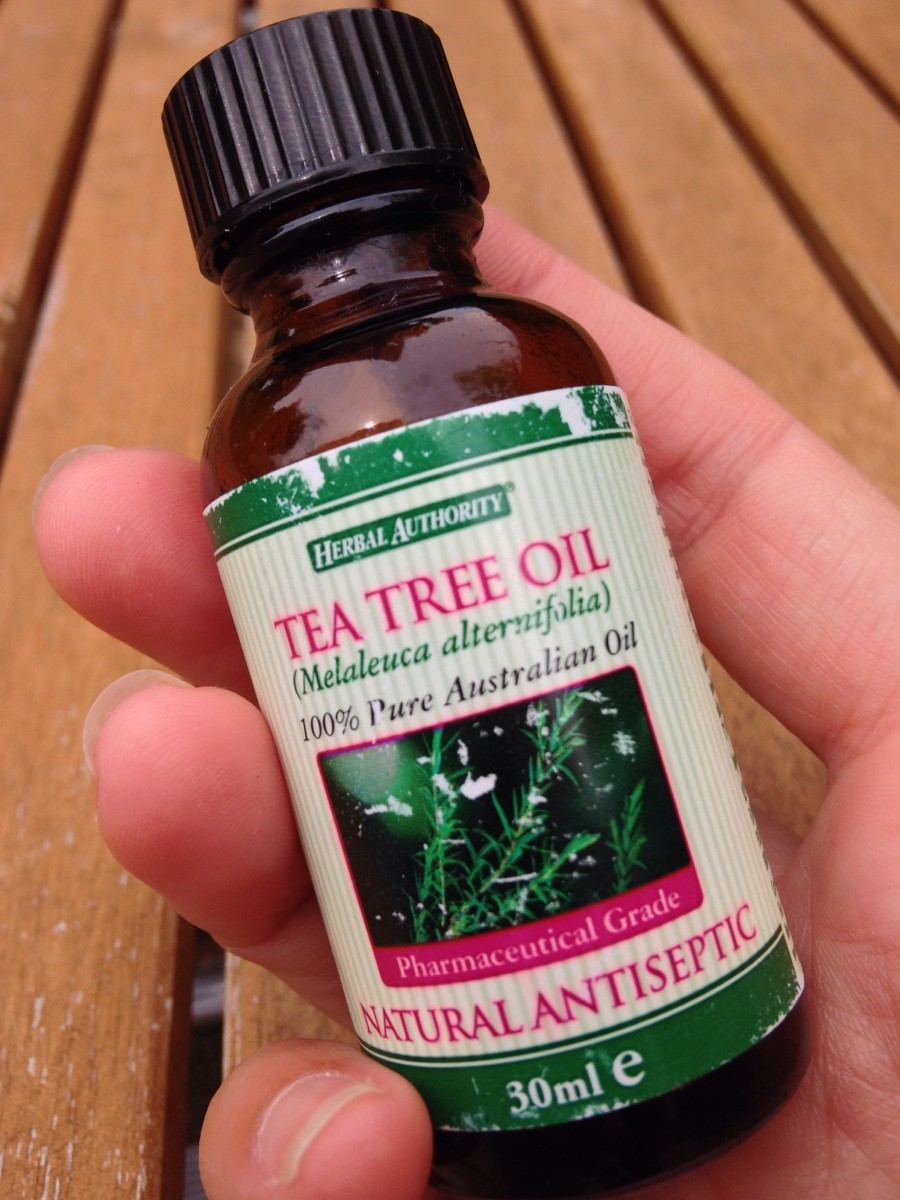 Tea Tree Oil to Treat Athlete's Foot
