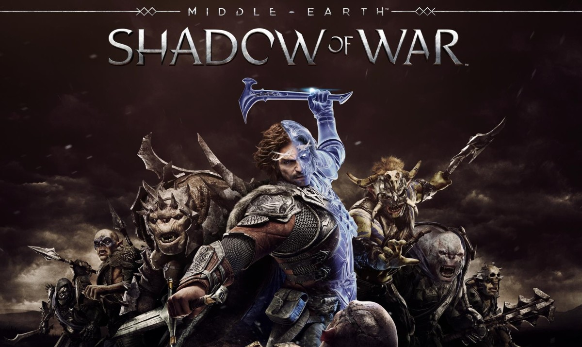 """""""Middle-Earth: Shadow of War"""""""