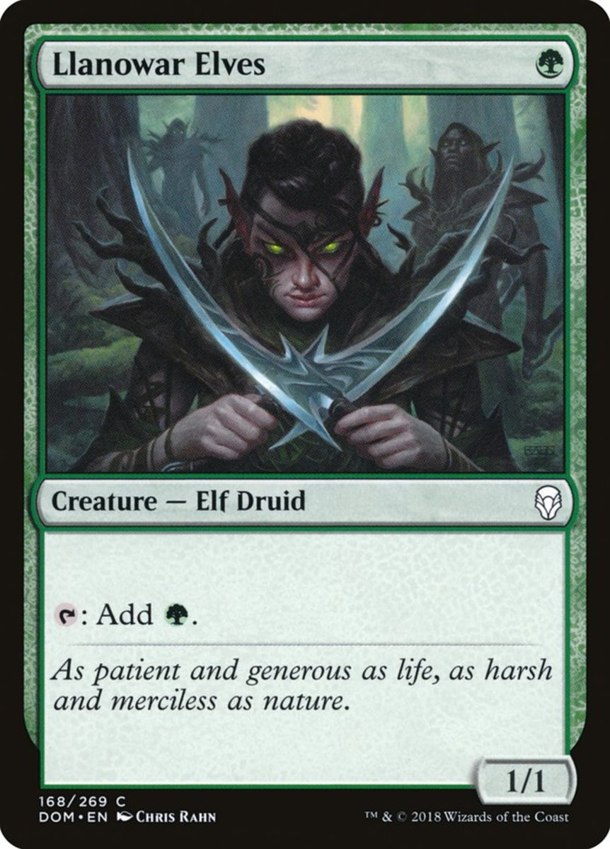 5 of the Best Green Mana Dorks in Magic: The Gathering
