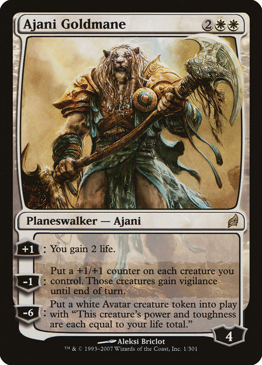 The 5 Original Planeswalkers in Magic: The Gathering