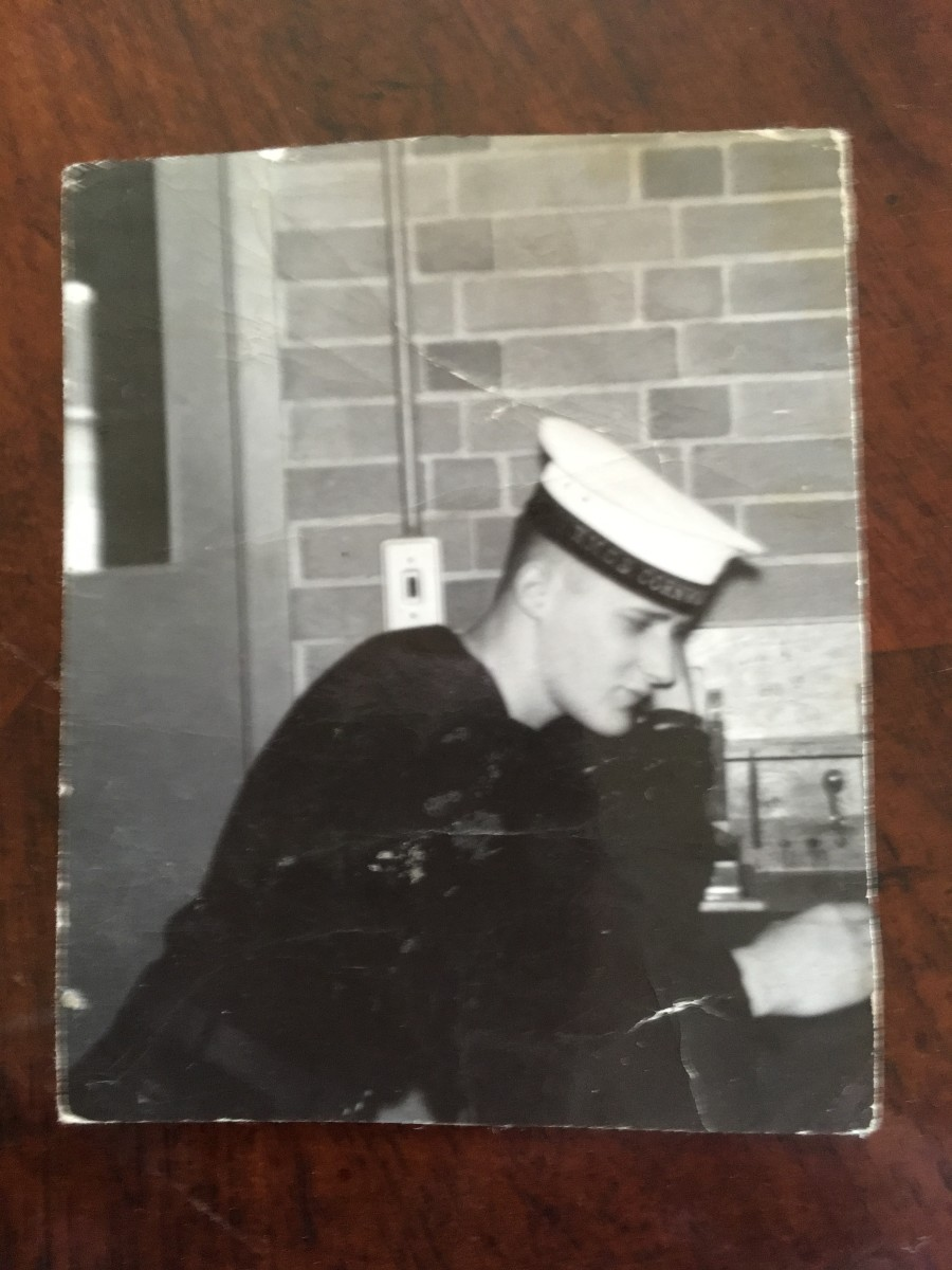 My Dad, before he had amyloidosis. This is one of my favourite pictures of him.