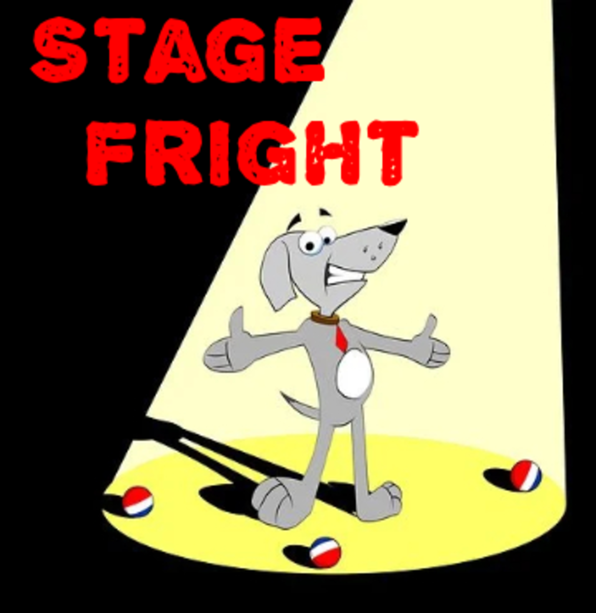 Poem: Stage Fright