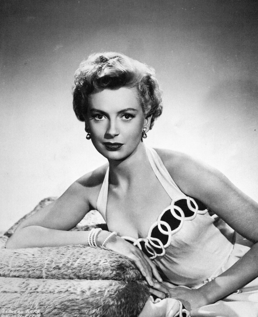 Top Ten Deborah Kerr Films