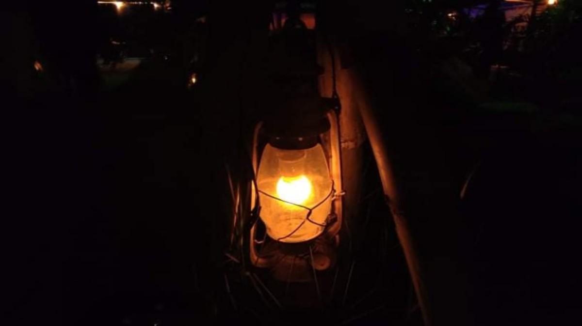 The Broken Lantern