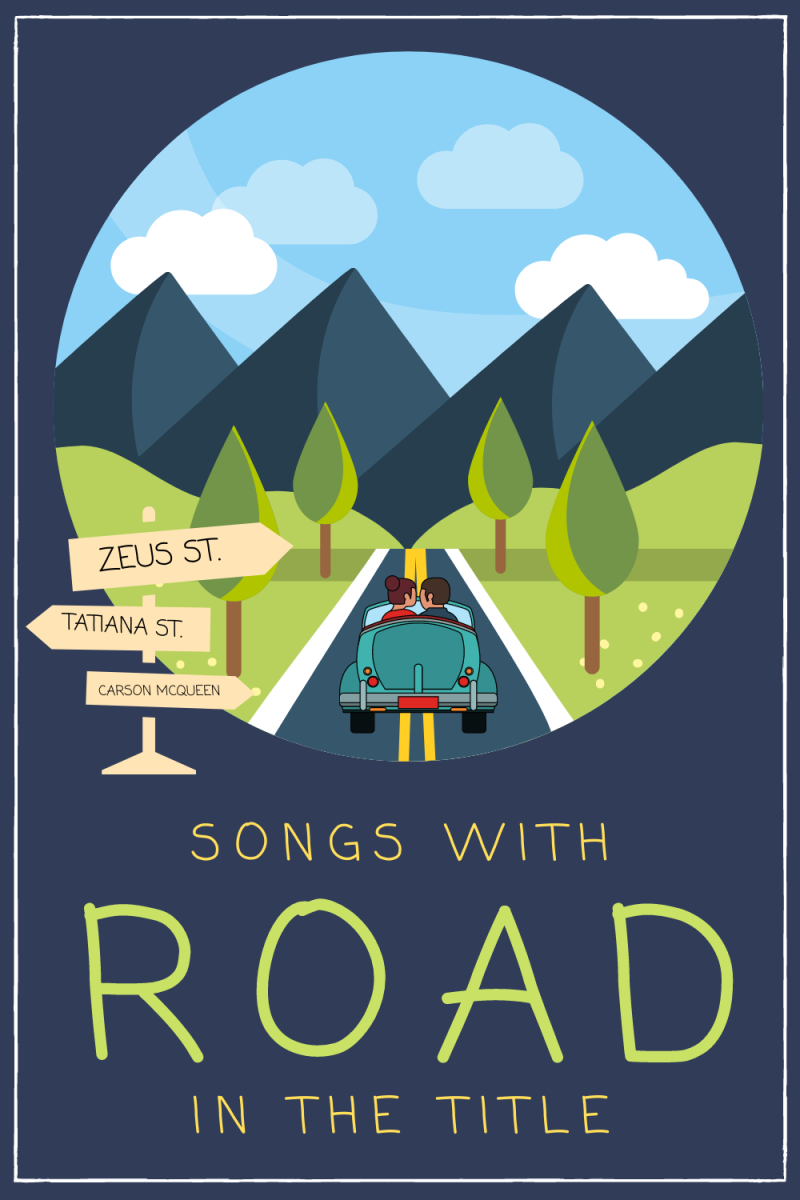 120+ Songs With Road in the Title