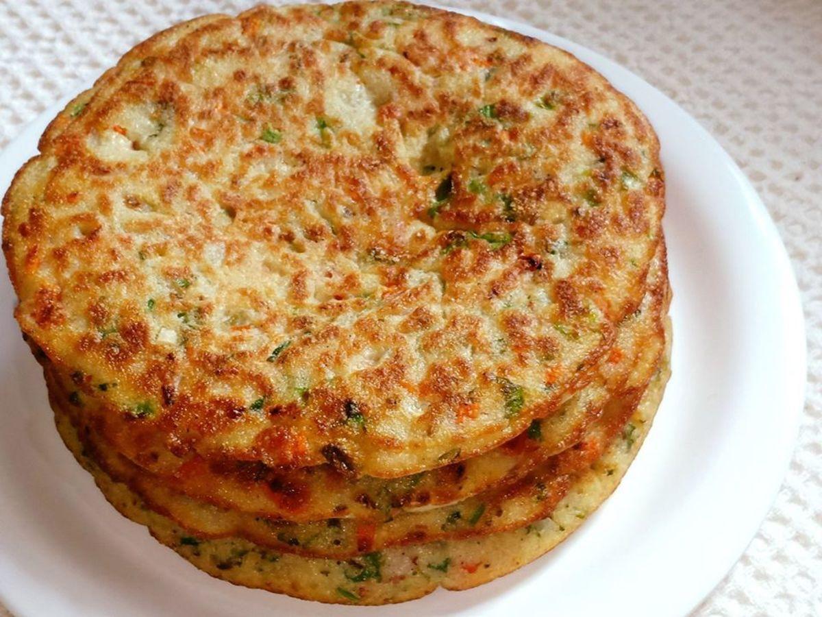 Vegetable Rosti