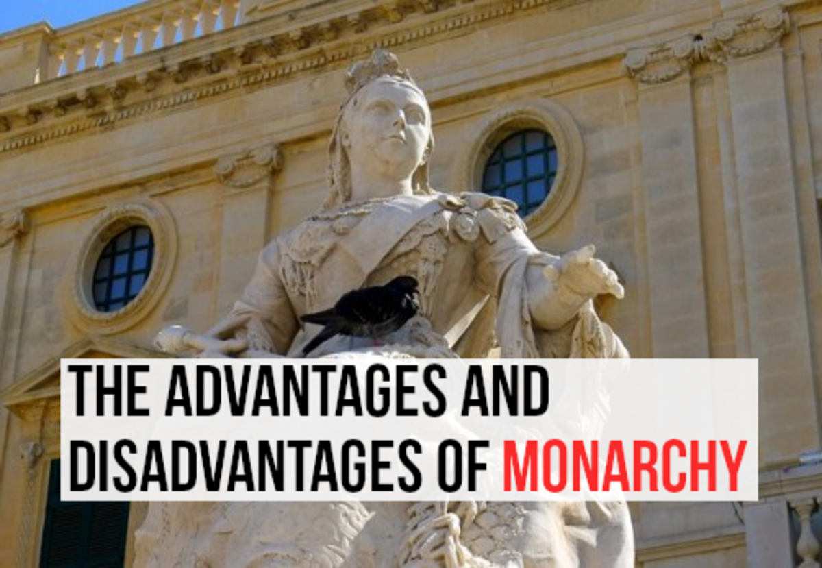 Pros and Cons of Monarchy