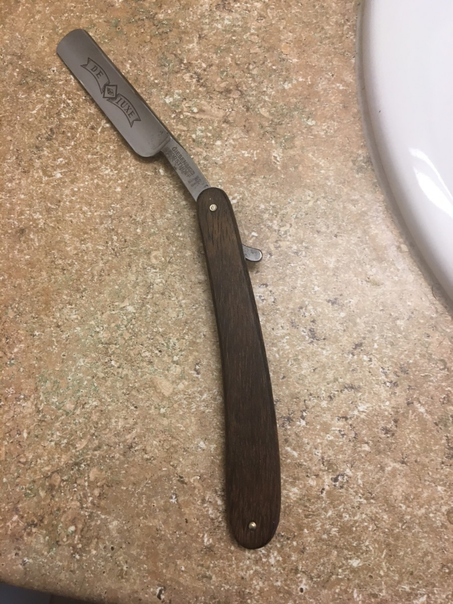 Here's my cutting tool of choice. I've been thinking about upgrading to one with a fancier handle, but this is an excellent starter model.