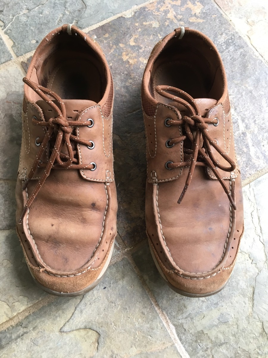 0bfba9d82a1b03 My Review of Clarks Shoes  The Most Comfortable Footwear