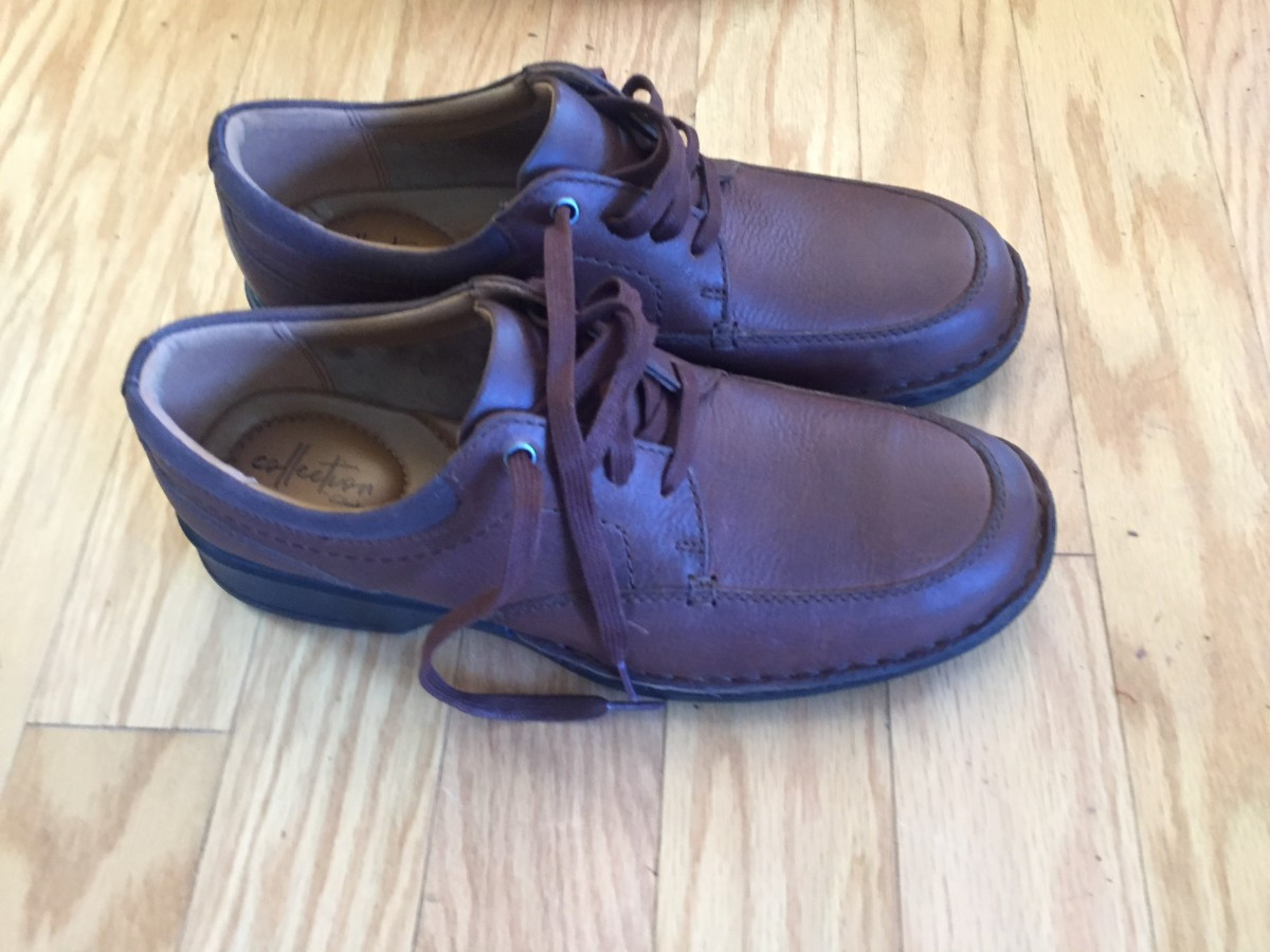 top-rated latest agreatvarietyofmodels rock-bottom price My Review of Clarks Shoes: The Most Comfortable Footwear ...