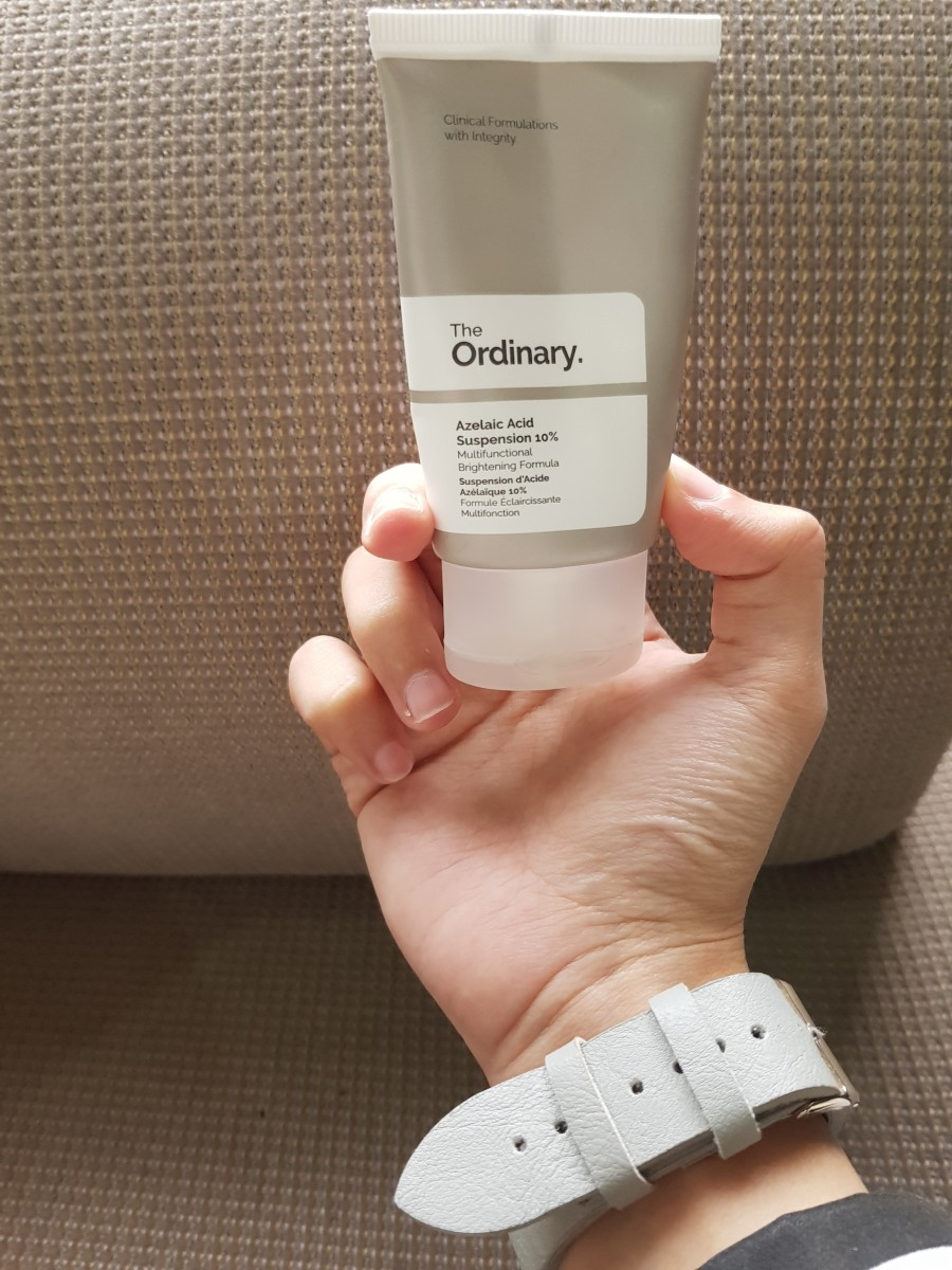 The Ordinary Azelaic Acid Suspension 10% Review: Is It Worth It?