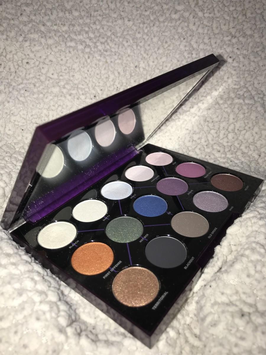 Urban Decay Distortion Eyeshadow Palette, $24