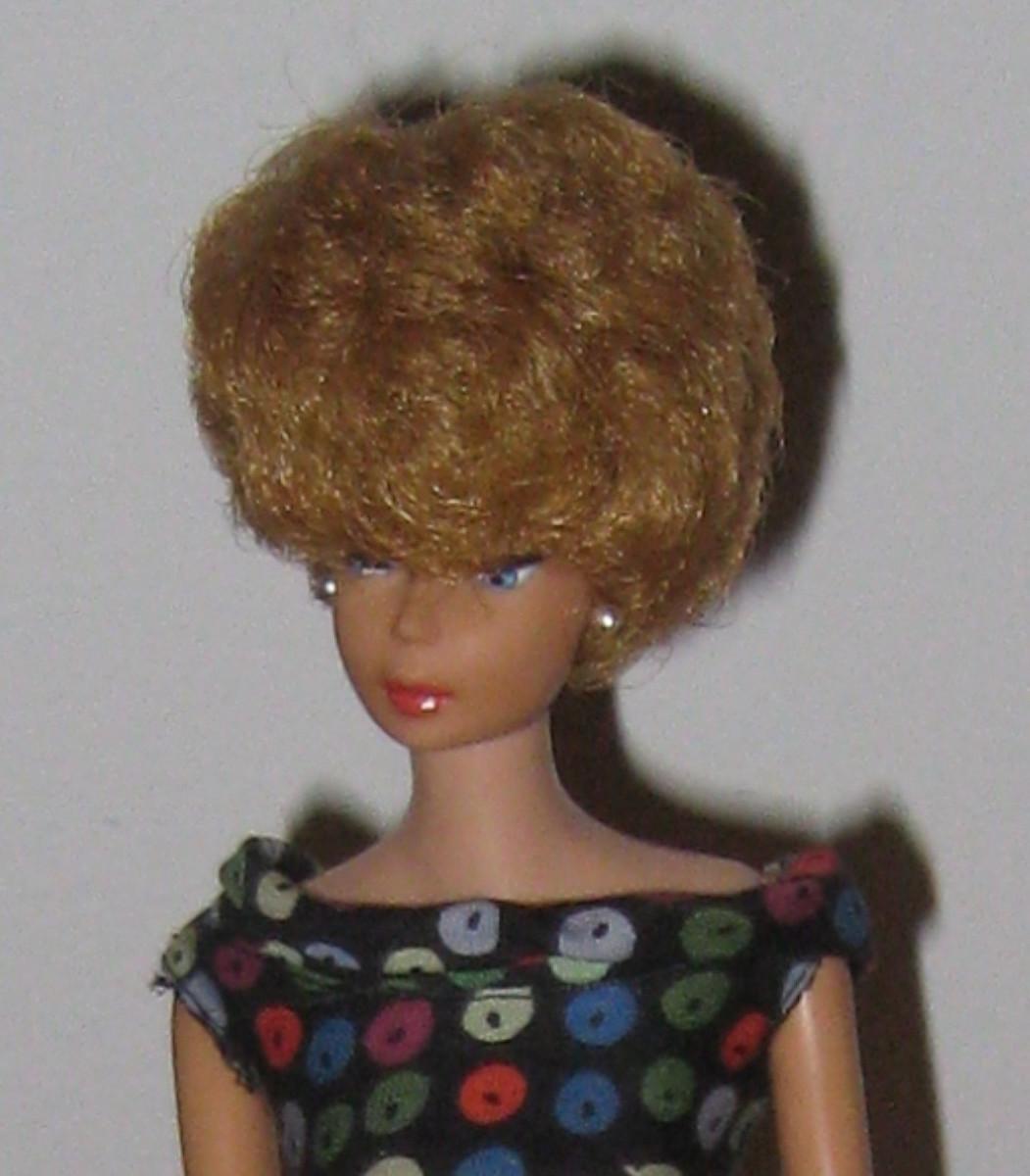 Barbie Doll History 1959 1972 Hobbylark Games And Hobbies