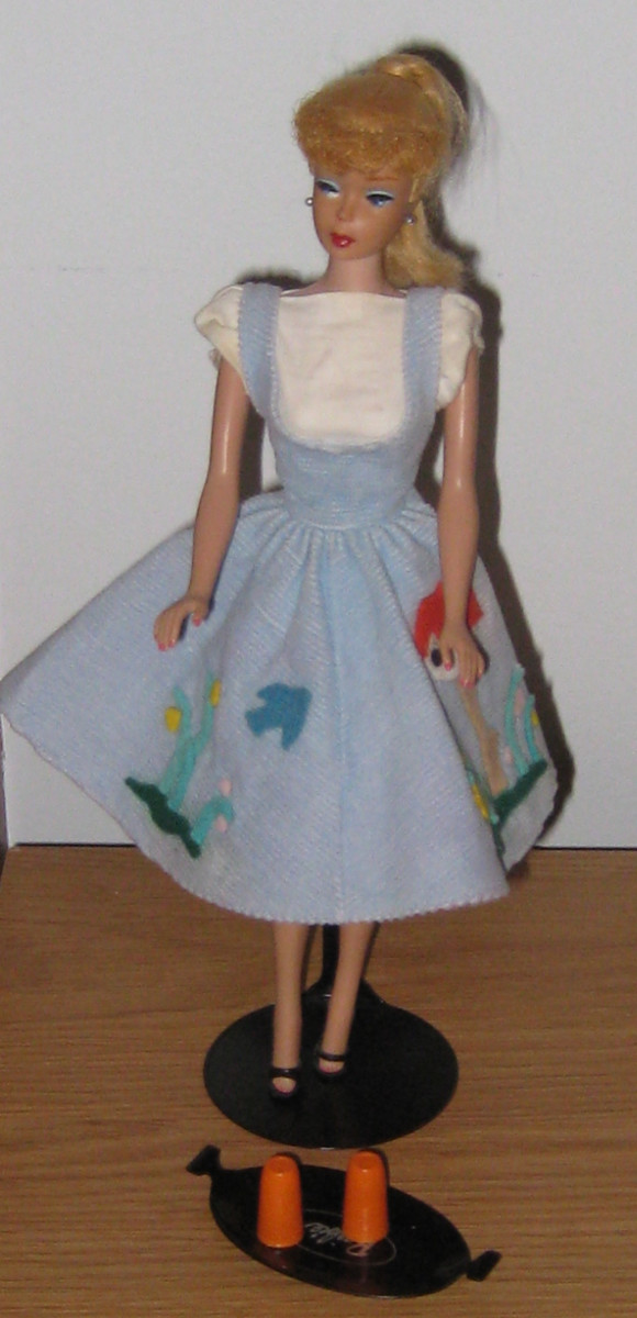 Barbie Doll Fashion: 1962-1963