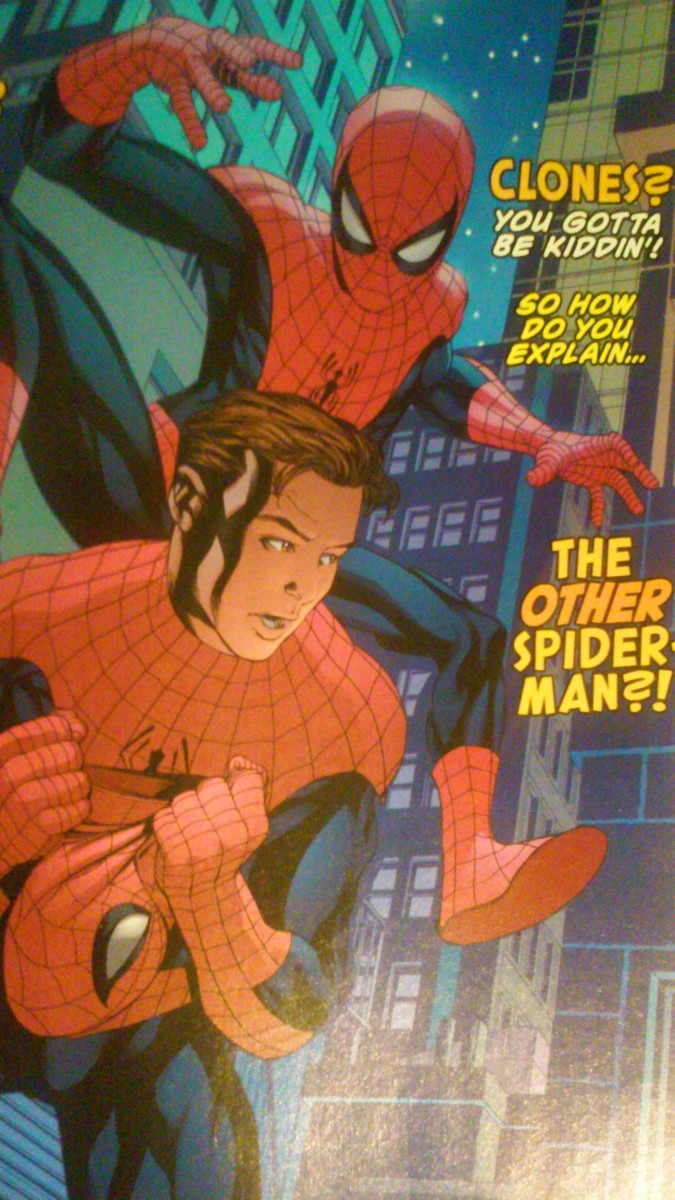 "Amazing Reviews: ""Brand New Day Volume 3"" (Amazing Spider-Man 559-563)"