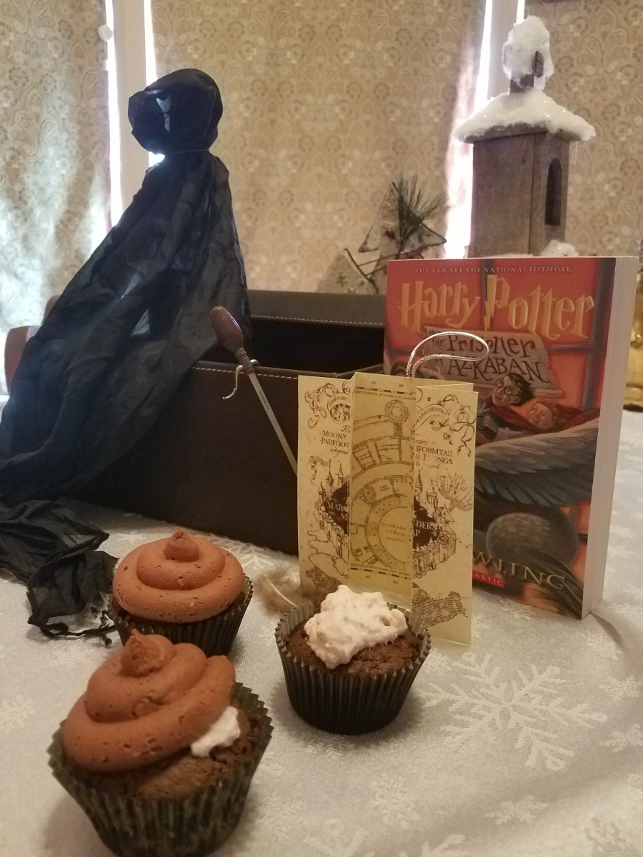 J.K. Rowling's Harry Potter and the Prisoner of Azkaban: Themed Recipe and Discussion Questions