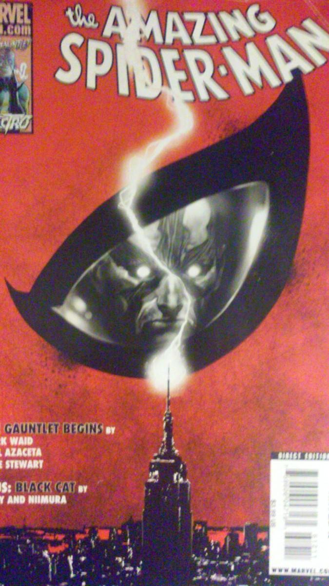 "Amazing Reviews: ""The Gauntlet, Volume 1: Electro and Sandman"" (Amazing Spider-Man 612-616)"