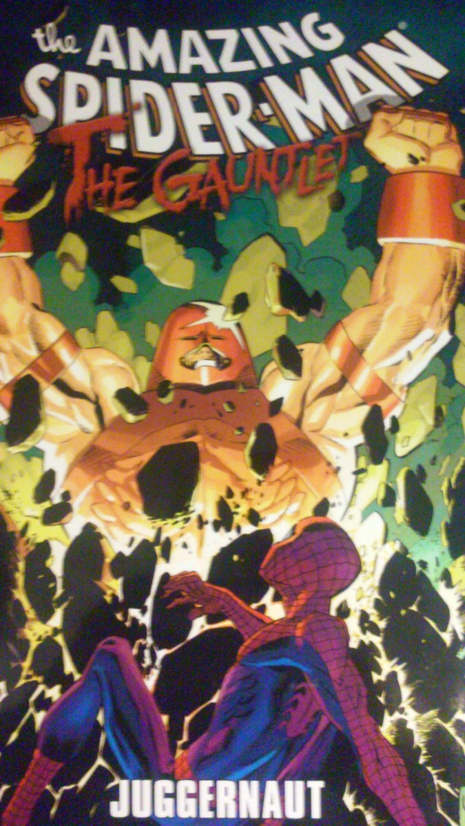 "Amazing Reviews: ""The Gauntlet, Volume 4: Juggernaut"" (Amazing Spider-Man 626-629)"