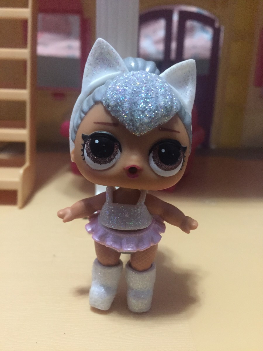 These dolls have the most judging eyes, especially when you lose their impossible-to-find accessories.