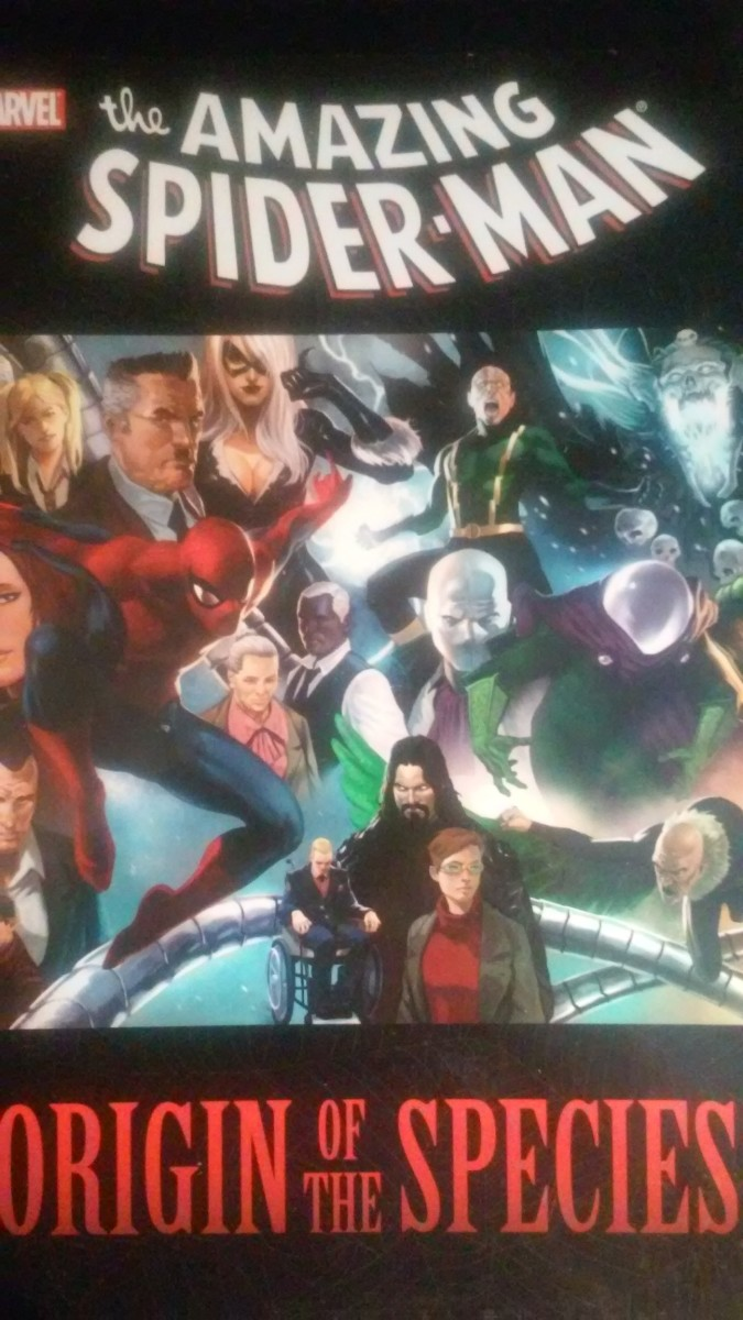 "Amazing Reviews: ""Origin of the Species"" (Amazing Spider-Man 642-647)"