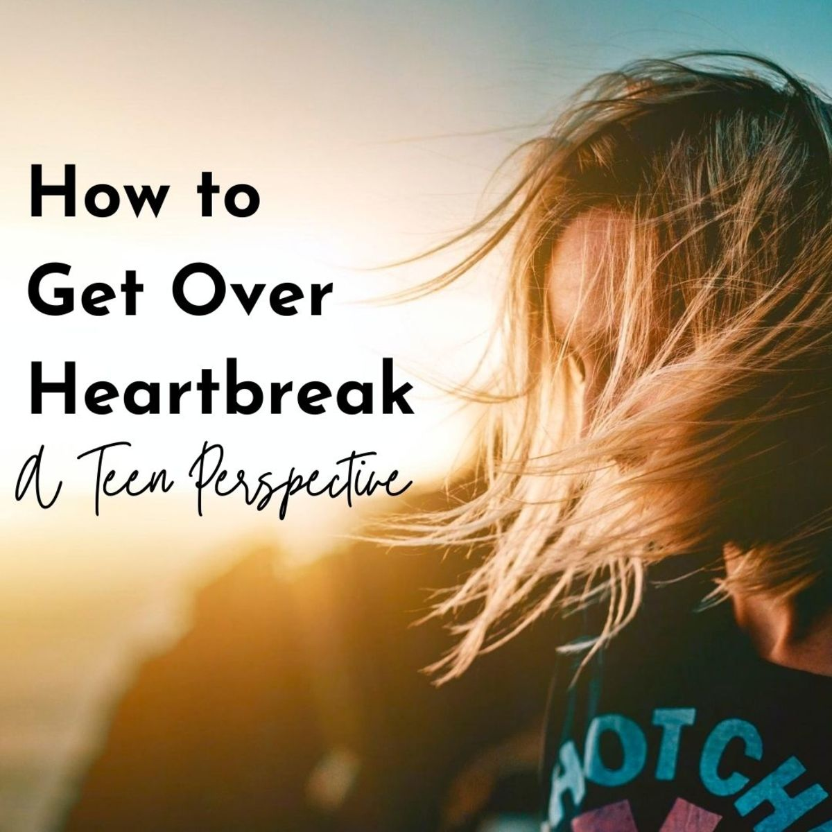 Heartbreak can feel like the end of the world. Here's how you can start learning to live and love again.