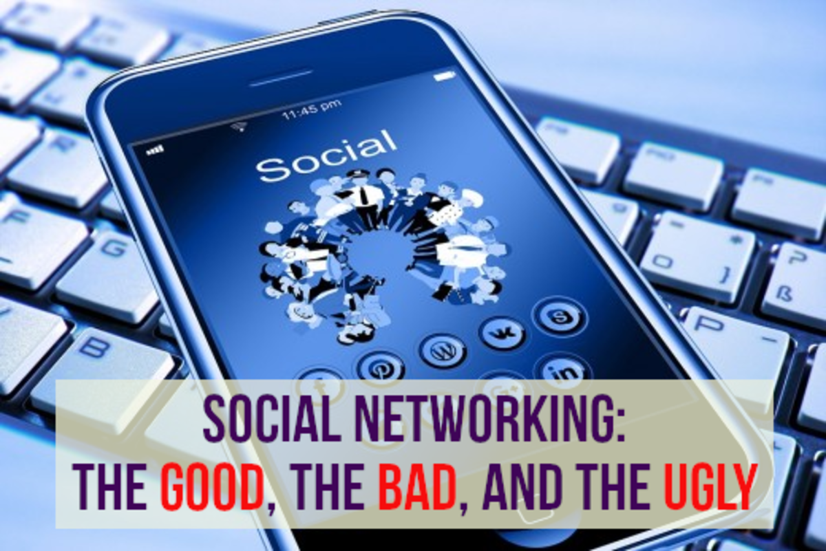 The Advantages and Disadvantages of Using Social Networking Websites
