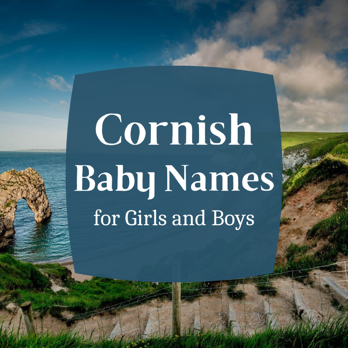 If you're seeking a baby name that's traditional yet still unusual, consider one of these Cornish names. This article includes ideas for girls' names, boys' names and unisex names.