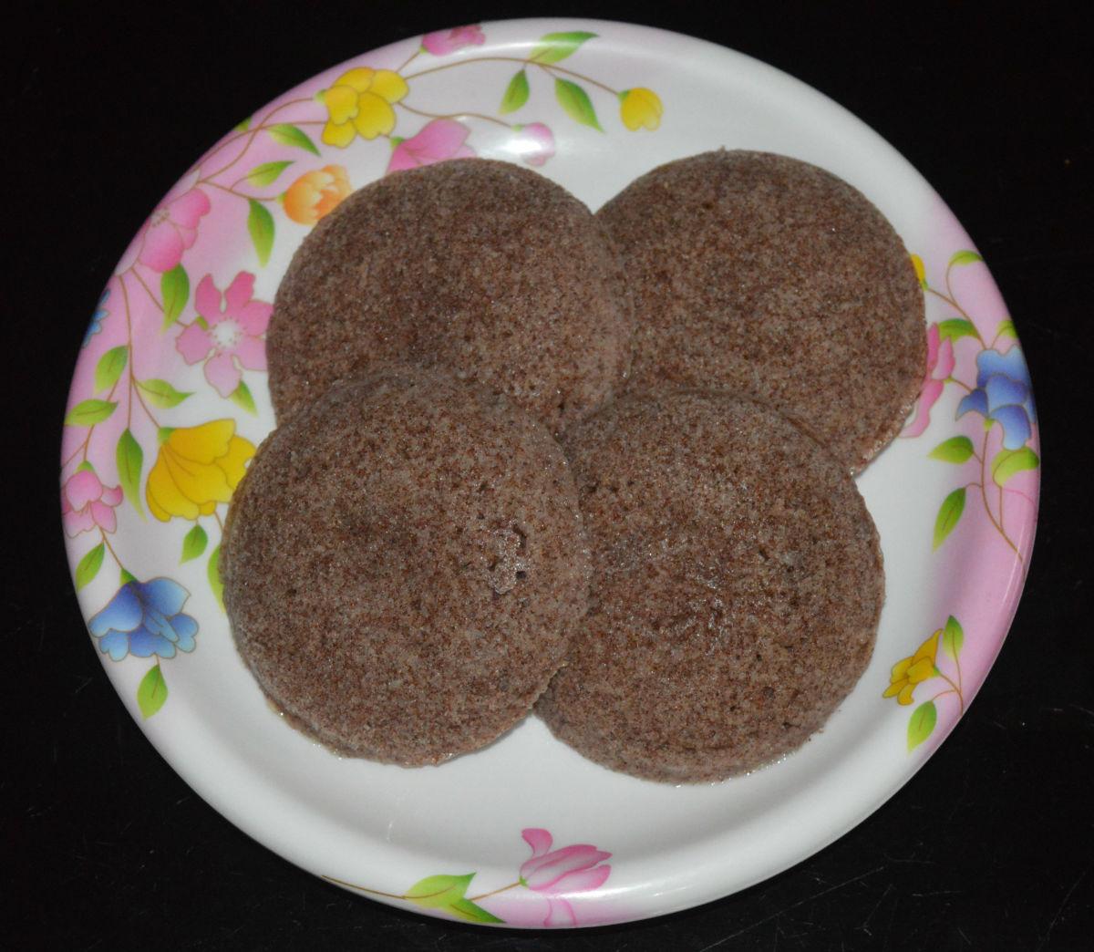 Finger Millet Idli (Ragi Idli) Recipe