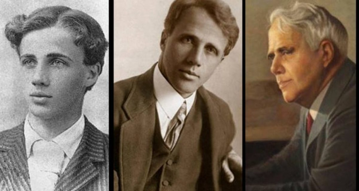The spiritual act of chopping wood: An Explication of the Robert Frost Poem