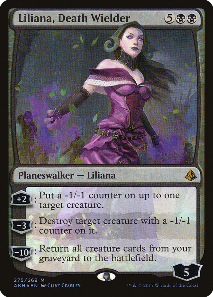 5 of the Worst Planeswalkers in Magic: The Gathering