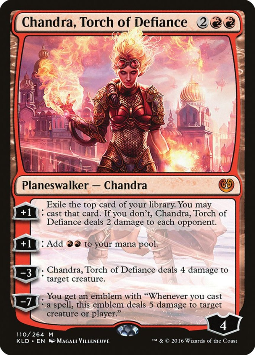 5 of the Best Planeswalkers in Magic: The Gathering