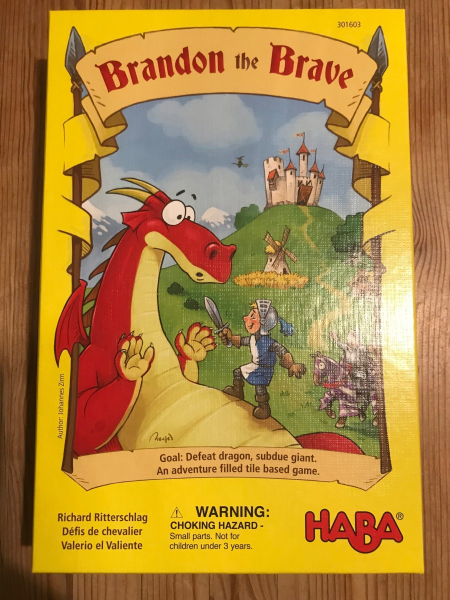 Two Great Fantasy Board Games for 3- to 7-Year-Old Kids