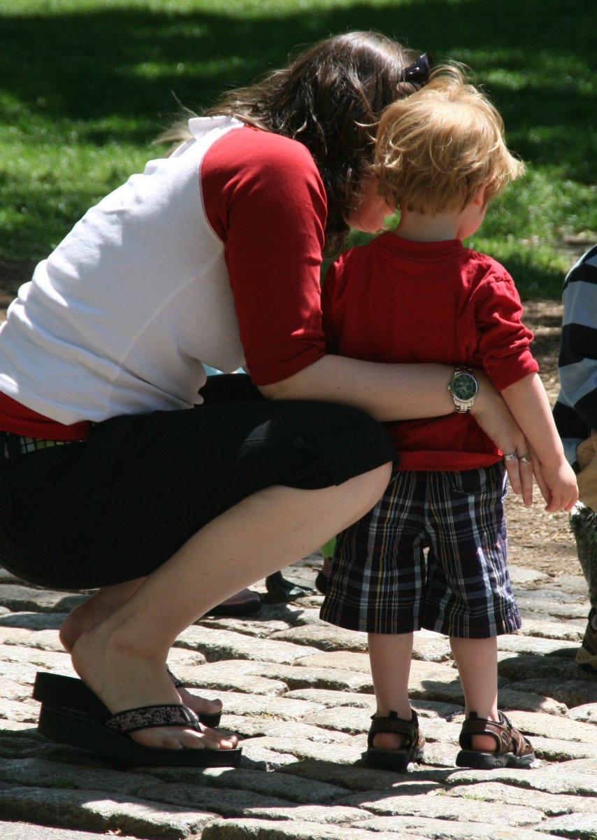 How Do I Find the Right Nanny for My Family? Shaping a Vision and Creating a Job Description
