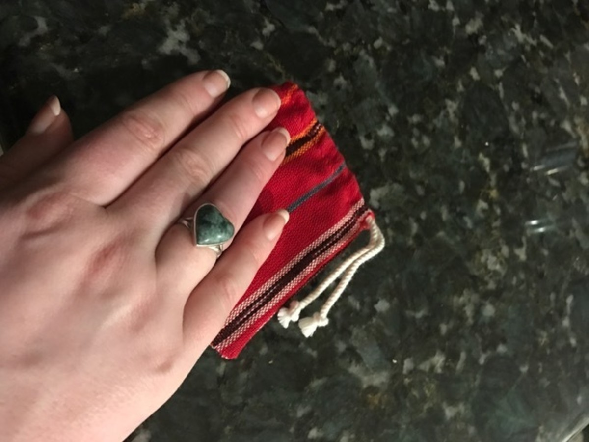 Have You Ever Heard of a Conception Ring?  Well, I Just Got One!