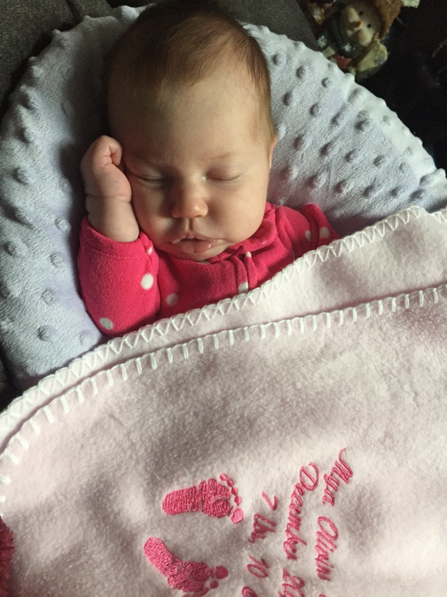 Newborn Essentials for an Overnight Stay