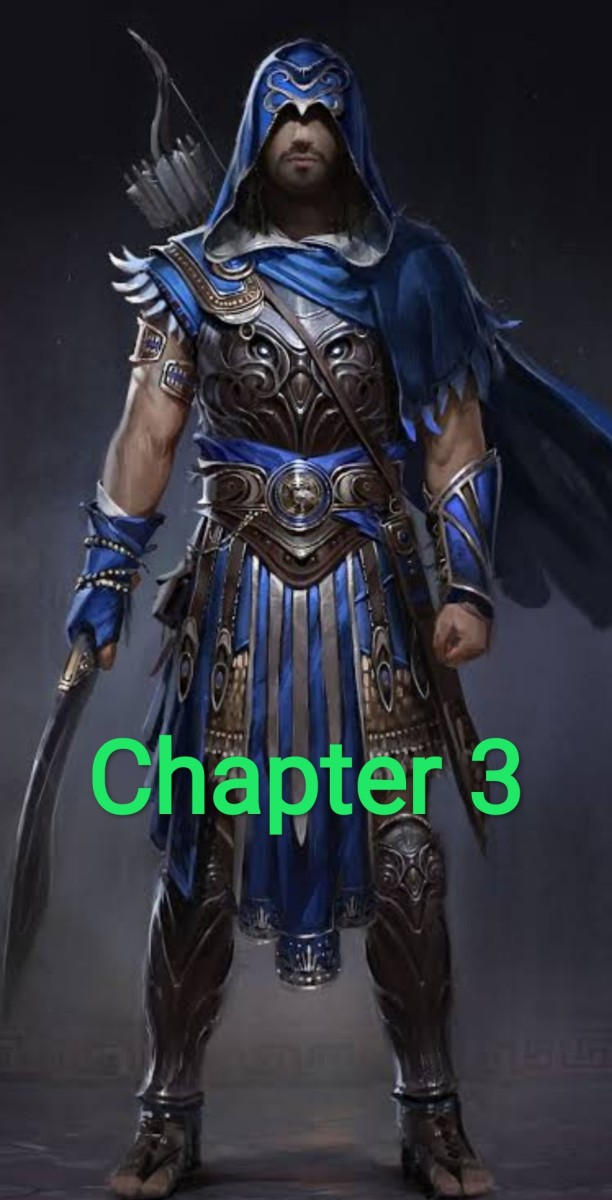Rising of the Bow Hero - Chapter 3