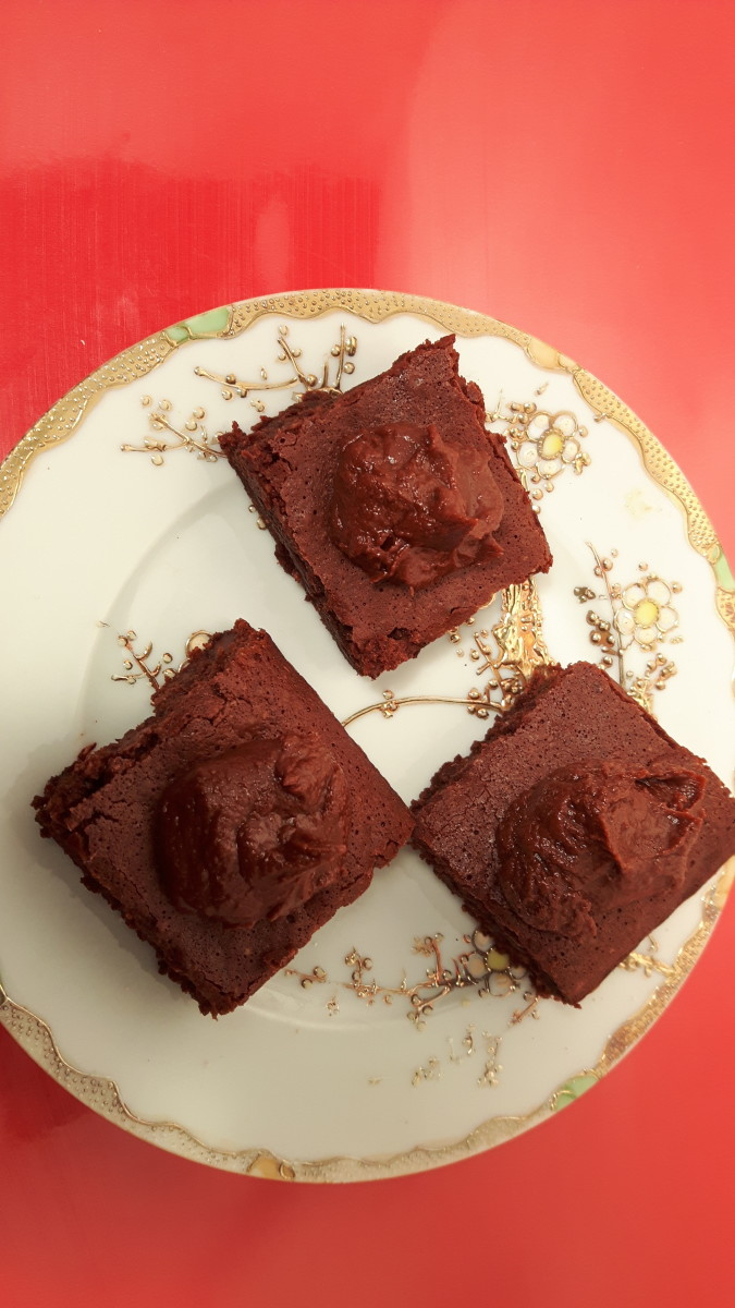 Yum! Grain-free Chocolate Brownies