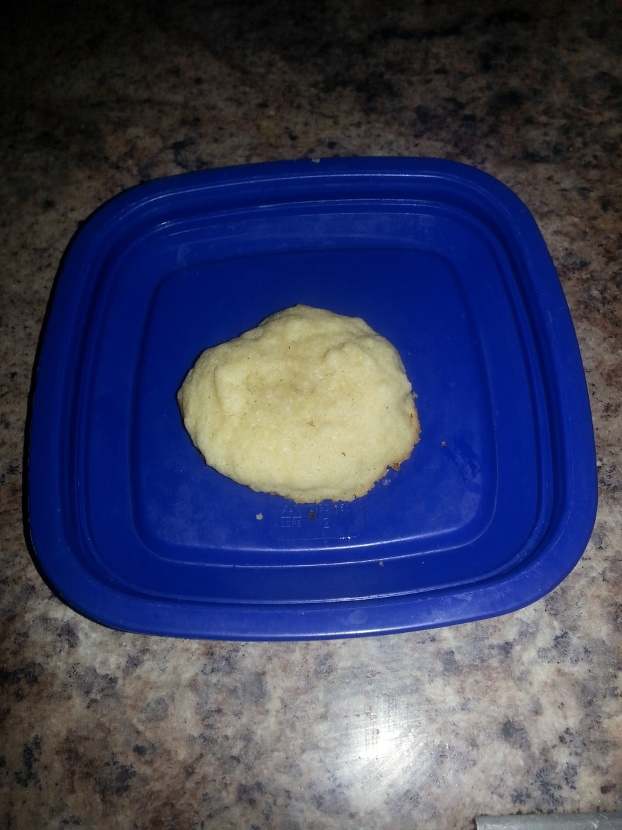 This yummy sugar cookie contains no butter!