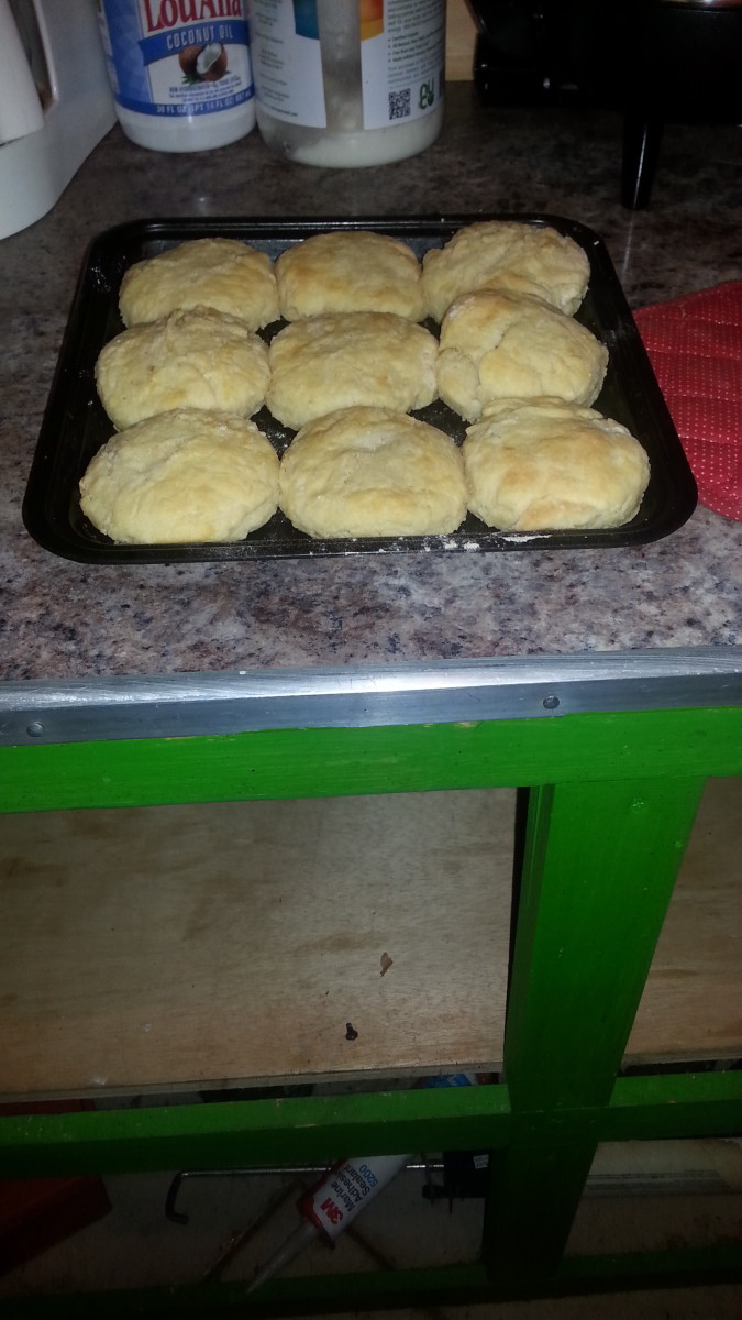 A Quick-to-Make Biscuit Recipe