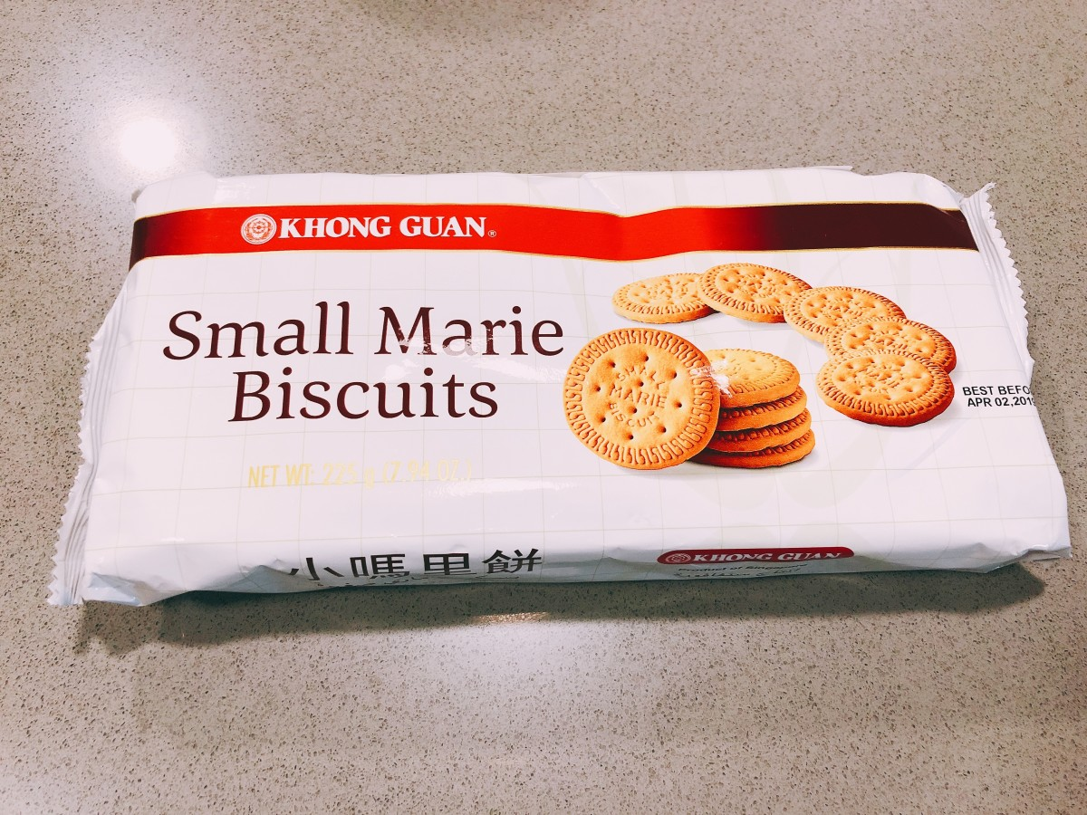 Marie Biscuits.