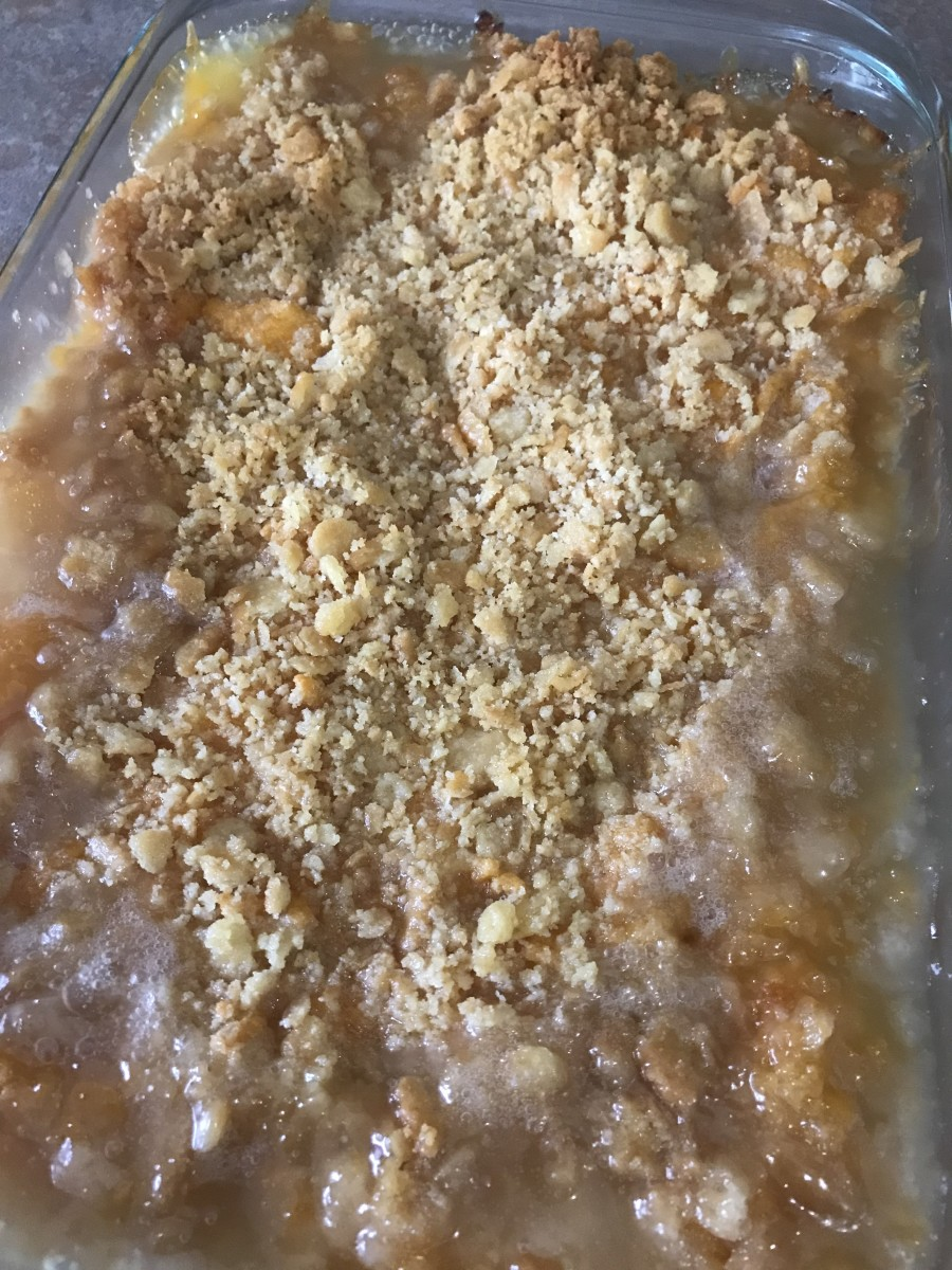 If you'd like, you can assemble the casserole to this point and stash it in the fridge, up to overnight, before baking. Just cover it tightly with wrap, and add a few minutes to the baking time.