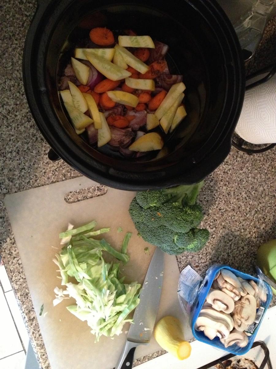CrockPot Chicken Stir-Fry for Slow Cooker Nights