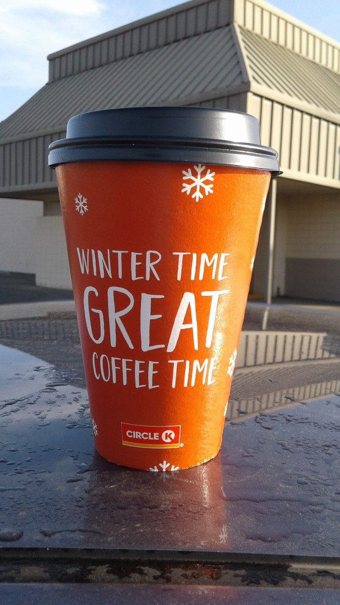 Winter Time is a Great Coffee Time!