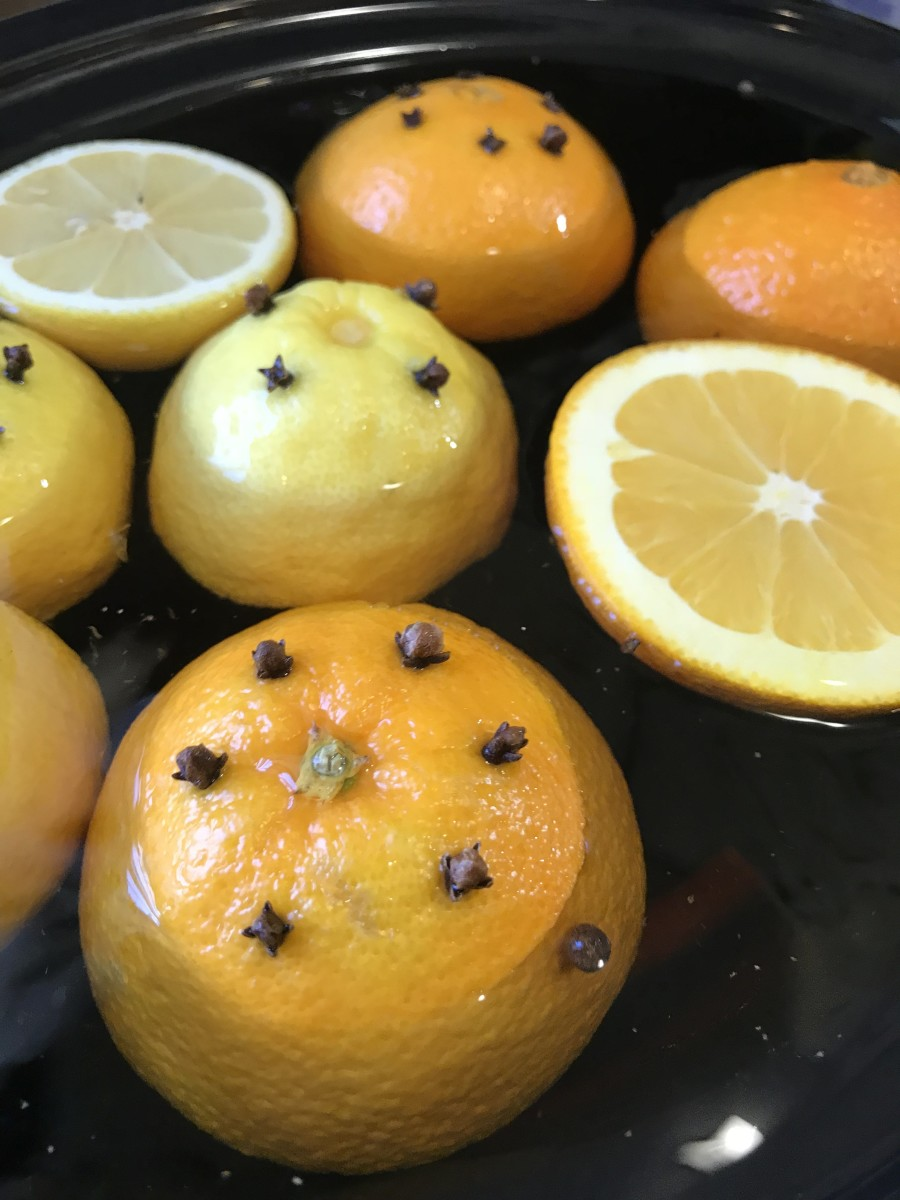 Keep the heat low and cook it slow - the easy heat will release the spices and citrus juices and blend the flavors of the wassail beautifully.