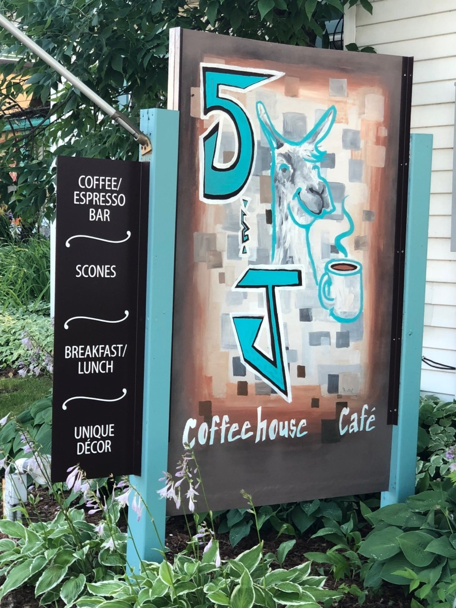 5th and Jefferson Coffeehouse Cafe