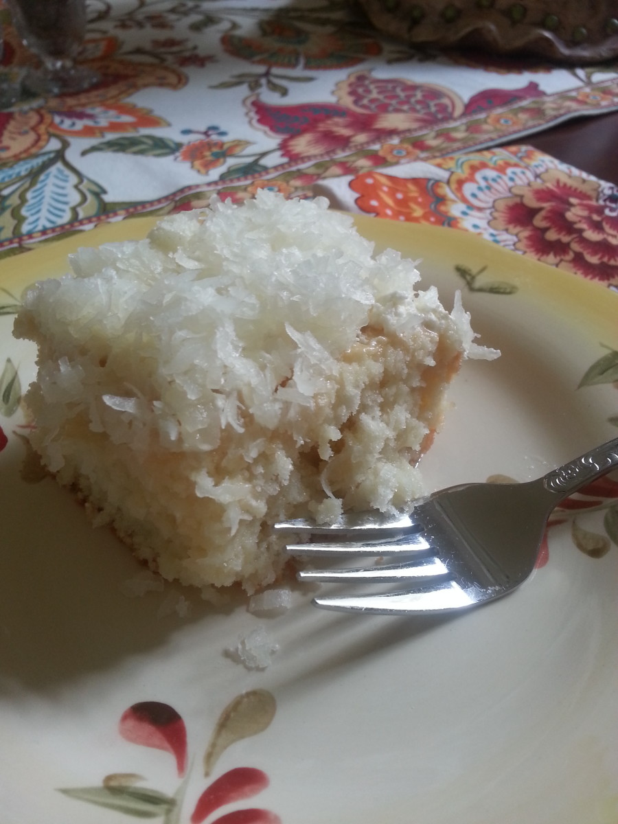 Guaranteed the Best-Ever, Most Moist, and Easiest Coconut Cake Recipe