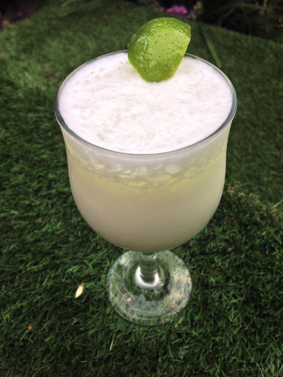 Twisted Brazilian Lemonade Tastes So Good